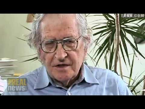 Chomsky: In swing states vote Obama without illusions