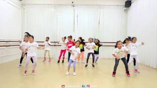 BABY DANCE VIDEO DANCE CHOREOGRAPHY DANCE INDONESIA