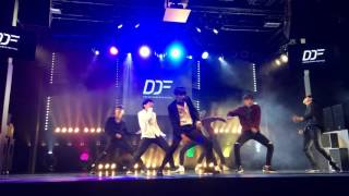 BTS - Blood , Sweat & Tears cover in DDF competition