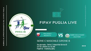 12-01-2020: #fipavpuglia #CMB - Pallavolo Molfetta - Camer Gas&Power Galatone