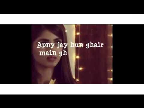 khuda-dekh-raha-hai-drama-ost-full-song-lyrics