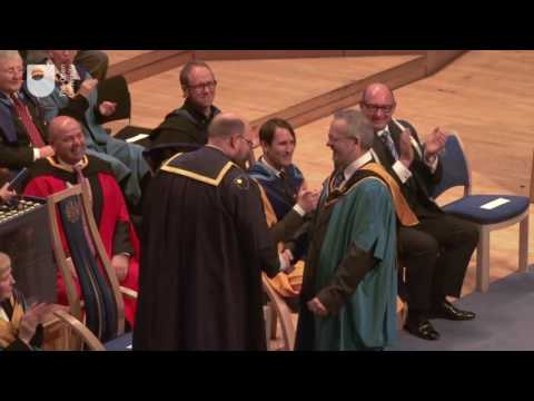 Belfast degree ceremony, Friday 21 October 2016