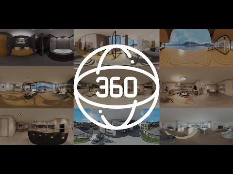STOMEO Visualisierungen - Zürich | 360 Grad Immobilien Rundgang, Virtuelle Panorama Besichtigungen