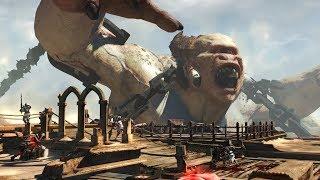 Битва титанов ВОЙНА БОГОВ (фантастический фильм) HD