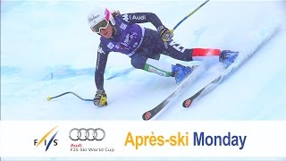 Nadia Fanchini and Weirather stole the show | FIS Alpine Skiing