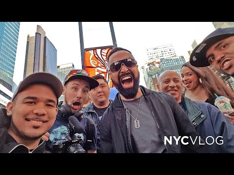MY FIRST TIME - New York Vlog