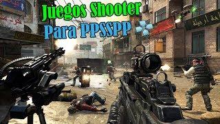 TOP MEJORES JUEGOS SHOOTER DE PSP PARA ANDROID + LINK DE DESCARGA  2018