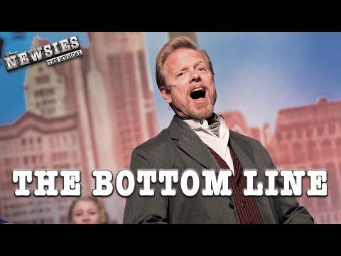 Newsies Live- The Bottom Line