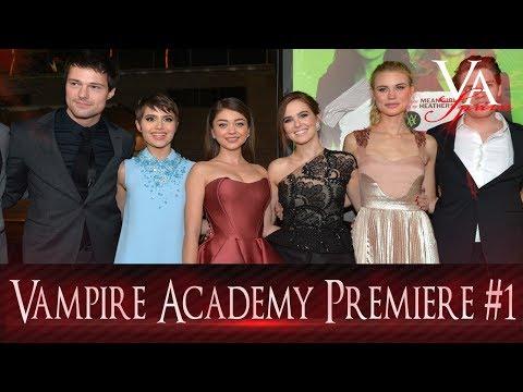 Vampire Academy Premiere #1