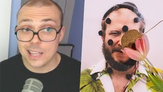 Bon Iver - Hey, Ma U Man Like TRACK REVIEW