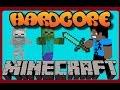 Minecraft Hardcore matando os mobs