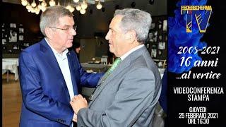 VIDEO CONFERENZA STAMPA Presidente Giorgio Scarso - 25 febbraio