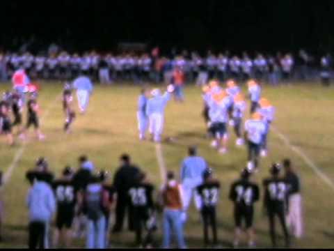 2005 Chilton @ Reedsville High School Football