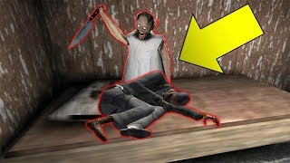 5 Ways To Trolling Granny || Funny Moments || Granny Horror Game [Part 5] - 그래니게임: 5가지 재미있는 순간들