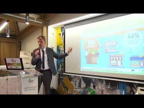 Baromètre Agence BIO 2017 - Extrait conférence de Presse Agence Bio - Sept 2017