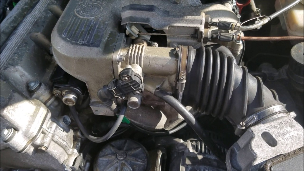 How to Clean an E36 Idle Control Valve