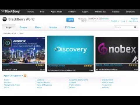 tech news:BlackBerry World to Remove Paid Apps From April 1, Company Tells Developers