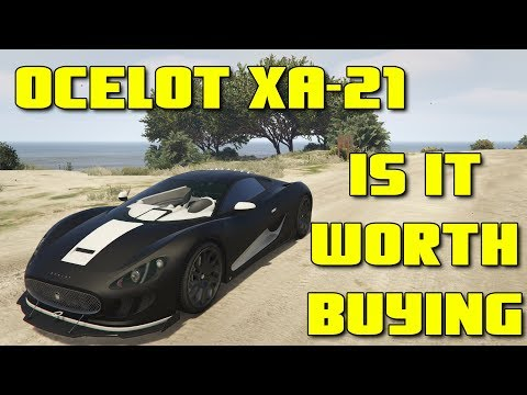 NEW OCELOT XA-21 : IS IT WORTH BUYING ?