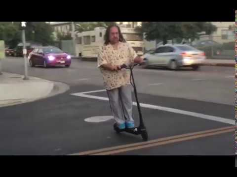Ron Jeremy Nearly Dies From Electric Scooter Crash