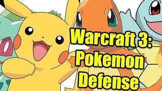 Warcraft 3: Pokemon Defense