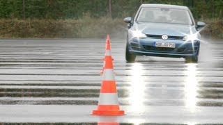 VW Golf Mk7 Development - Testing Ground
