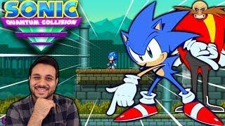 Sonic Quantum Collision - Fangame Showcase
