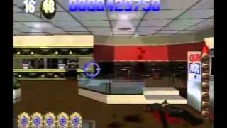 Die Hard Trilogy (PS1) Walkthrough: Die Harder - Dulles Airport