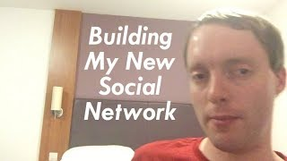 Building My New Social Network With A Visual Impairment
