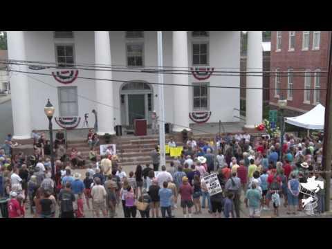 Rally to Save Historic Flemington