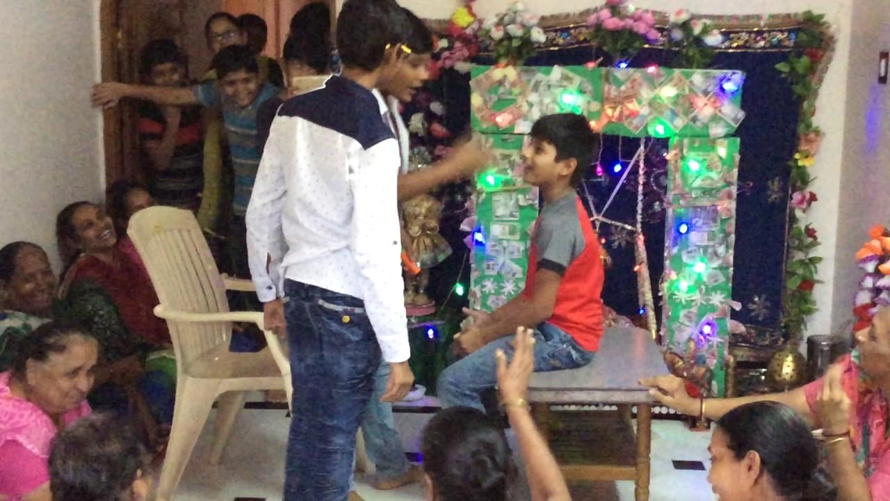 Kids Ply Gujarati Comedy Natak