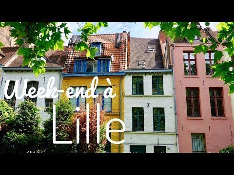Week-end à Lille (France, Europe) VOYAGE TRAVEL BLOG