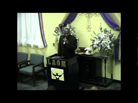 LAOM SUNDAY SERMON SERIES 6-3-12