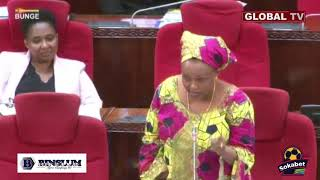 """""""Mnamtukuza Sana Rais Magufuli, Haisaidii"""" - PAULINE GEKUL"""