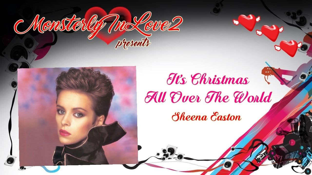 Sheena Easton - It's Christmas All Over The World (1985) - YouTube