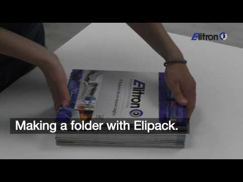 Easy packaging creation with EliPack designer suite.