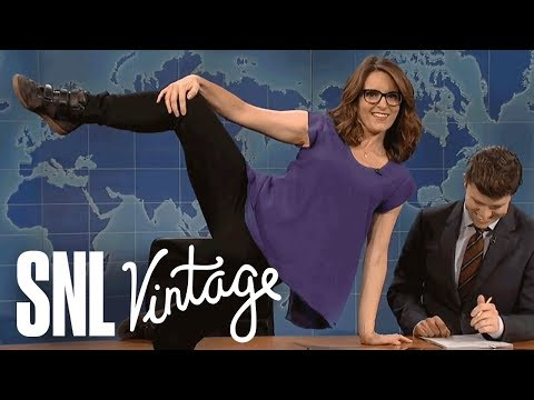 Weekend Update: Tina Fey on Playboy  SNL