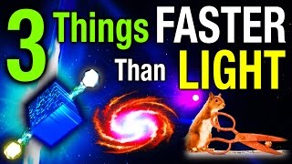 Repeat youtube video 3 Things 'Faster Than Light'