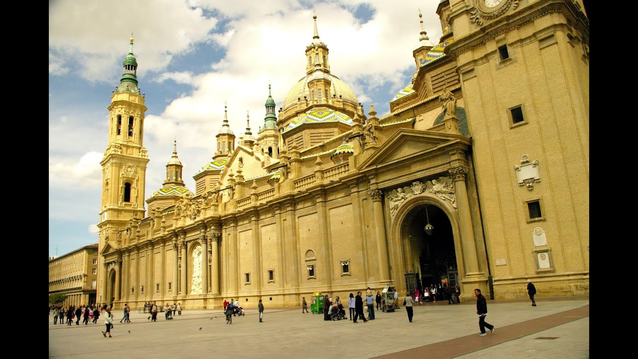 Fotos de: Zaragoza - Catedral - Basílica de Nuestra Señora del Pilar - YouTube