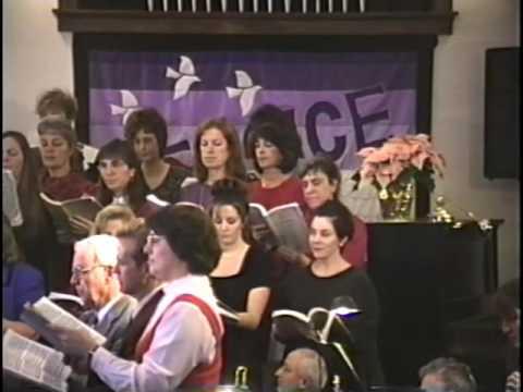 Handel's Messiah Susanville, CA Choir 1998