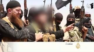 تنظيم الدولة الإسلامية يعلن قيام