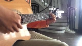 Họa Tâm Guitar Solo - Họa Bì OST
