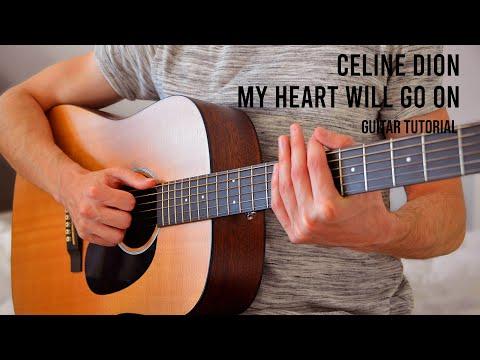 Celine Dion – My Heart Will Go On EASY Guitar Tutorial With Chords / Lyrics