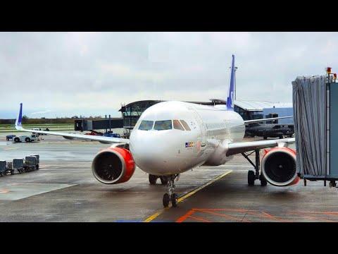 TRIP REPORT   SAS A320NEO   Stockholm - Copenhagen