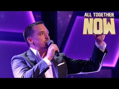 James channels Freddie Mercury to blast out Queen classic | All Together Now