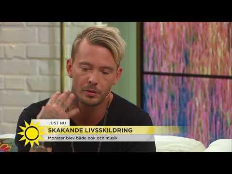 """Joakim Lundell lämnades bort av sin mamma: """"Fick höra att jag var ett vandrande psykfall"""""""