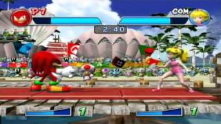 Mario & Sonic at the Olympic Games - Dream Fencing