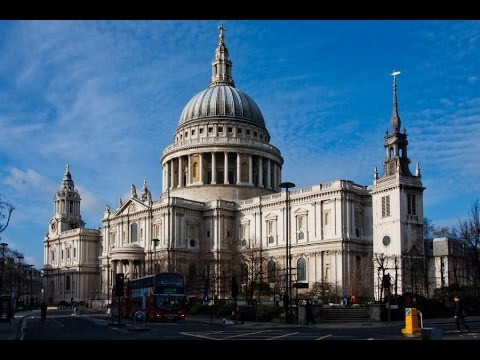 St Paul's Cathedral in City of London