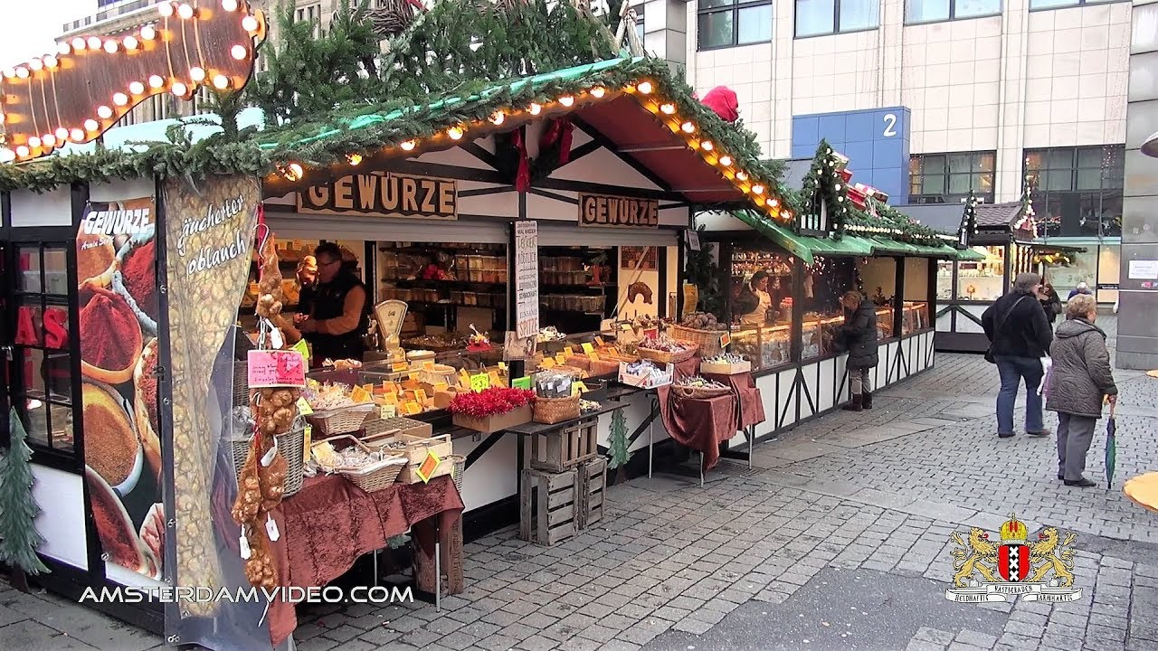 Dortmund Christmas Market 2014 Hd 12 13 14 Day 1596 Youtube