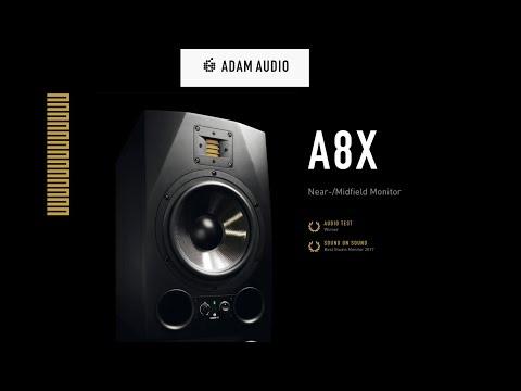 Adam A8X Review - My new favorite studio monitor