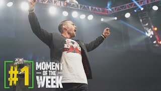 CM Punk Makes his Dynamite Debut, Listen to What he had to Say! | AEW Dynamite, 8/25/21